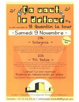 Flyer Soirée Concert
